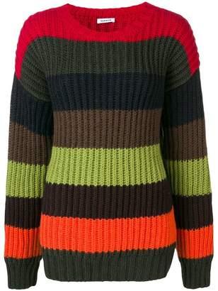 P.A.R.O.S.H. striped jumper