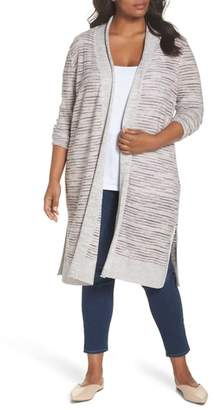 Nic+Zoe Eastland Long Cardigan