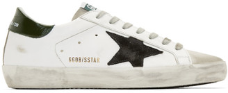 Golden Goose Multicolor Superstar Sneakers