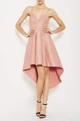 Lumier Lumiere Terracotta Dress