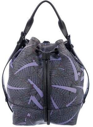 Opening Ceremony Izzy Chard Print Backpack