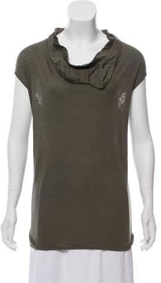 Marni Wool-Blend Sleeveless top