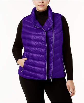 Calvin Klein Plus Size Quilted Vest