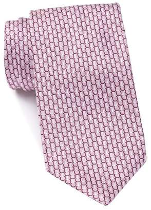 Ermenegildo Zegna Silk Patterned Tie