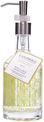 Caldrea Glass Refillable Hand Soap