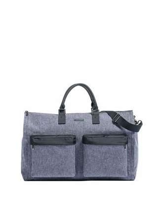 hook + ALBERT Mélange Garment Weekender Bag
