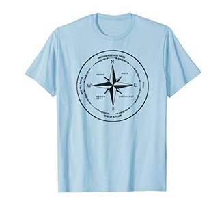 Rustic Bazaar Camping Humor Short Sleeve T-Shirt