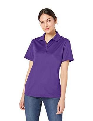 Ashe Xtream Women's ACTY-65108-Shield Snag Protection Short-Sleeve Polo,XS