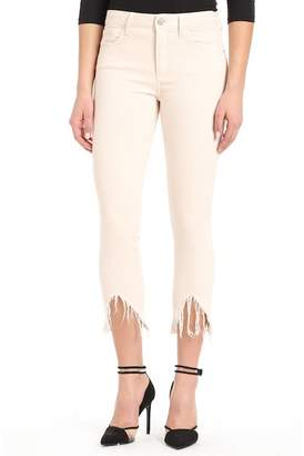 Mavi Jeans Tess Heavenly Pink Fringe Jeans
