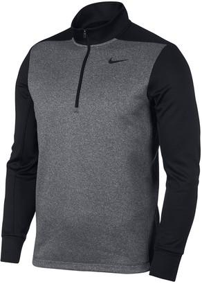 c6d438c8 Nike Men's Essential Therma Half-Zip Golf Pullover