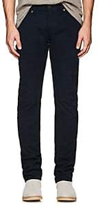 Tom Ford MEN'S STRETCH-COTTON STRAIGHT PANTS