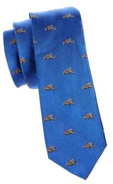 Lauren Ralph Lauren Boy's Bugatti Silk Tie