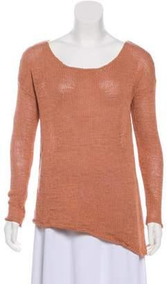 360 Sweater Knit Long Sleeve Sweater