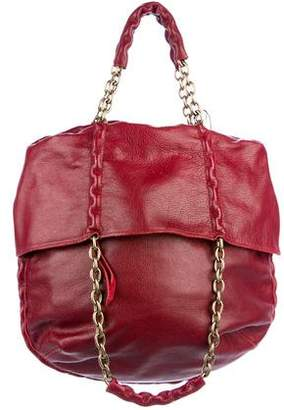 Foley + Corinna Leather Chain Satchel