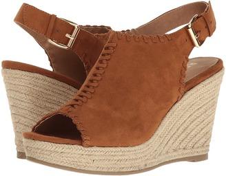Report - Delfina Women's Wedge Shoes $49 thestylecure.com