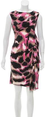 Diane von Furstenberg Bec Silk Dress