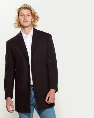 Calvin Klein Slim Fit Prosper Car Coat