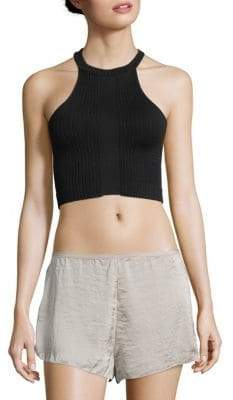 Free People Take Me Back Cropped Top