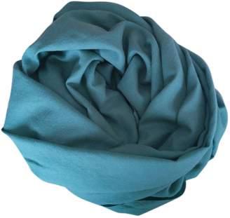 Isabel Marant Green Wool Scarves