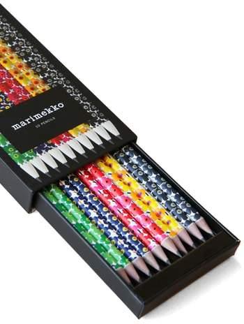 10-Pack Marimekko Pencils