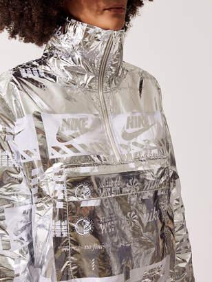 Nike NSW Jacket Metallic