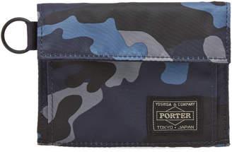 Head Porter Jungle Camo Wallet