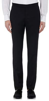 Incotex Men's S-Body Slim-Fit Wool-Blend Trousers