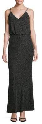 Calvin KleinSleeveless Knit Gown