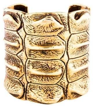Givenchy Crocodile Cuff