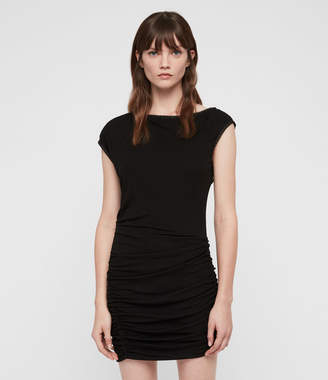 AllSaints Mae Jersey Dress