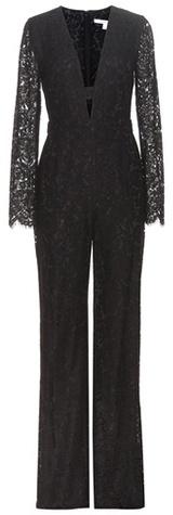 Diane von Furstenberg Kyara lace jumpsuit
