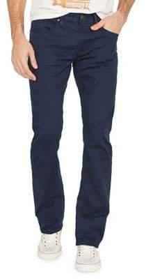 Buffalo David Bitton Six-X Deep Straight Leg Jeans