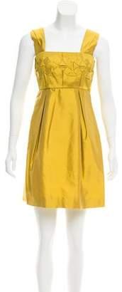 Calvin Klein Collection Sleeveless Mini Dress