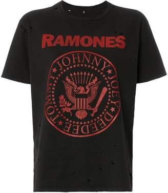 R 13 Ramones Boy cotton short-sleeved t-shirt