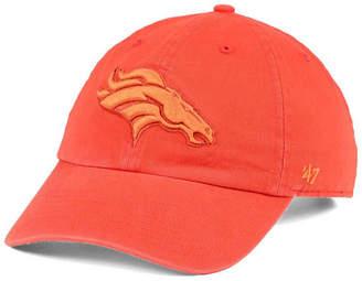 '47 Denver Broncos Triple Rush Clean Up Cap
