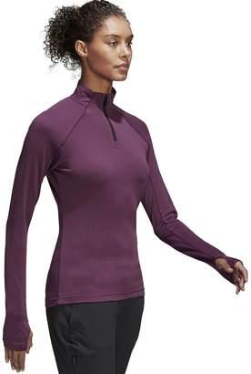 adidas Outdoor Women's Outdoor Terrex Tracerocker Half-Zip Fleece Pullover