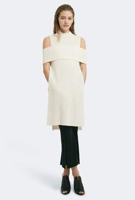 Aq/Aq Ives Knitted Longline Top
