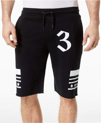 INC International Concepts I.N.C. Men's Graphic-Print Drawstring Shorts, Created for Macy's