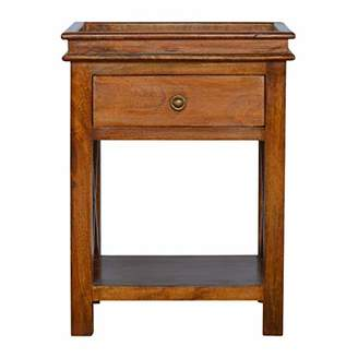 Artisan Furniture IN2050 Criss Cross End Table One Size