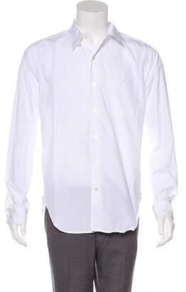 Engineered Garments Point Collar Button-Up Shirt