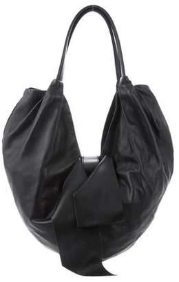 Valentino Leather 360 Hobo