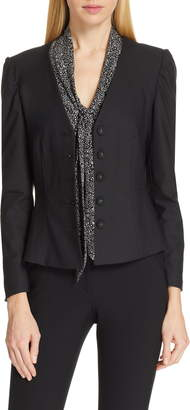 Rebecca Taylor Tailored by Clean Suiting Jacket