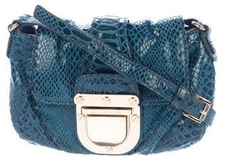 MICHAEL Michael Kors Embossed Leather Crossbody Bag