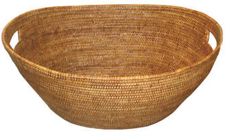Laundry by Shelli Segal artifacts trading Rattan Basket