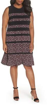 MICHAEL Michael Kors Glam Morris A-Line Dress