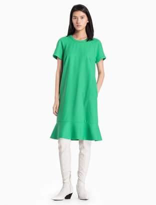 Calvin Klein vintage raglan sleeve dress