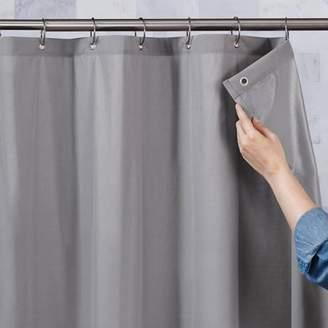At Walmart.com · Better Homes U0026 Gardens Better Homes And Gardens Shower  Ultimate Shield 100 Percent Waterproof Fabric Shower