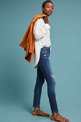 DL1961 Wagner Mid-Rise Petite Skinny Jeans