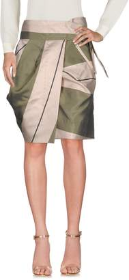 Albino Knee length skirts - Item 35319716NT