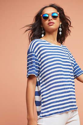 Rails Caicos Striped Tee $78 thestylecure.com